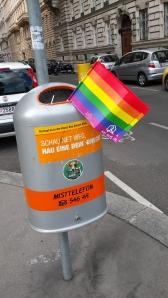 Die Gay Event-Zeit ist vorbei. Und die Gay Rights verschwinden aus dem öffentlichen Blickfeld.